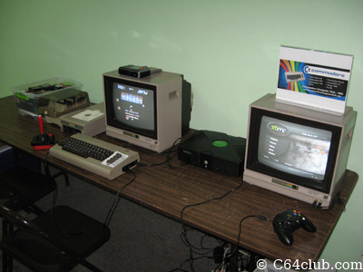 Commodore 64, Xbox with XBMC Media Center - Commodore Computer Club