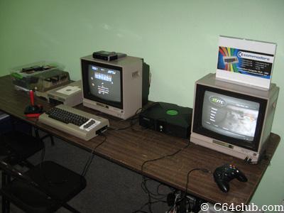 Commodore 64, Xbox with XBMC Media Center - Commodore Computer Club