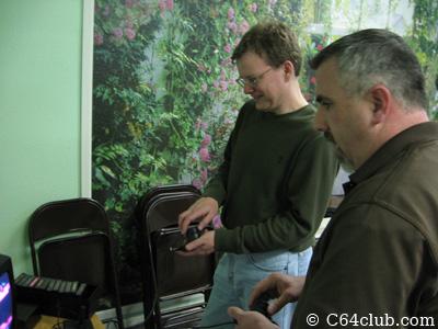 Atari 2600 Warlords - Commodore Computer Club