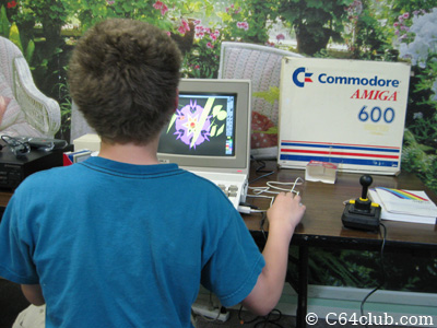 Custom Amiga Graphics - Commodore Computer Club