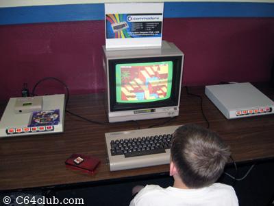Congo Bongo C64 - Commodore Computer Club