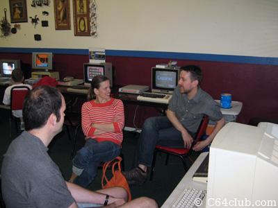 Amiga 1000 Demo Presentation - Commodore Computer Club