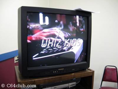Whiz Kids TV Show - Commodore Computer Club