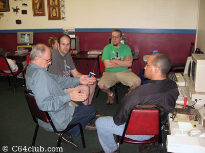 Homebrew projects and concepts group discussion - Commodore Computer Club