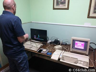 A500 Amiga 500 Gaming - Commodore Computer Club