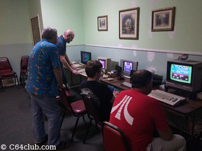 C64 Friends, Executive SX-64 - Commodore Computer Club