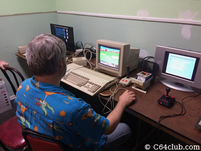 Amiga 500 A500 Zany Golf - Commodore Computer Club