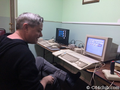 A500 Amiga 500 - Commodore Computer Club