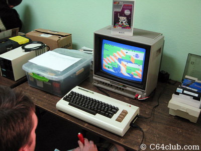 VIC-20 Congo Bongo VIC 20 Mega-Cart - Commodore Computer Club