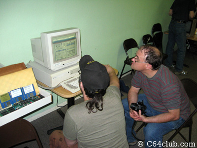 Amiga 3000 - Commodore Computer Club
