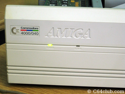 Amiga 4000 with CD-ROM - Commodore Computer Club