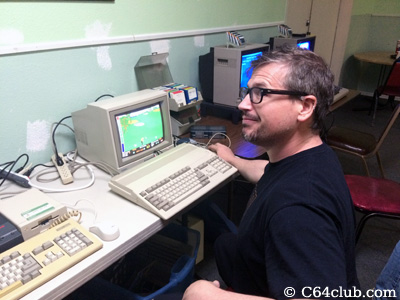 Amiga 1200 - Commodore Computer Club