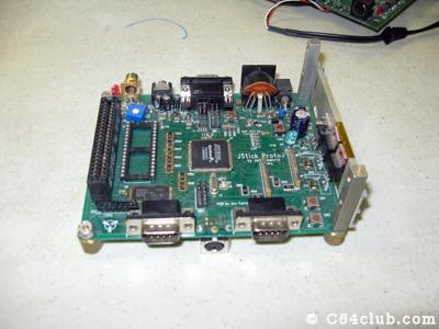C64DTV Prototype - Commodore Computer Club