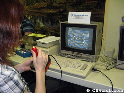 Jeri Ellsworth has Pac-Man Fever - Commodore Computer Club