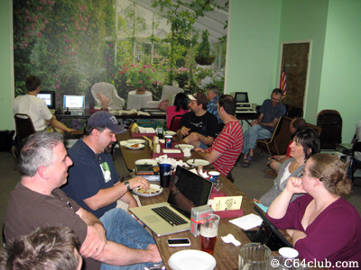 Members and Guests - Commodore Computer Club