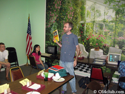 BASIC Computer Games George Beker presentation - Commodore Computer Club