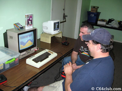 Artillery Duel on the VIC-20 - Commodore Computer Club