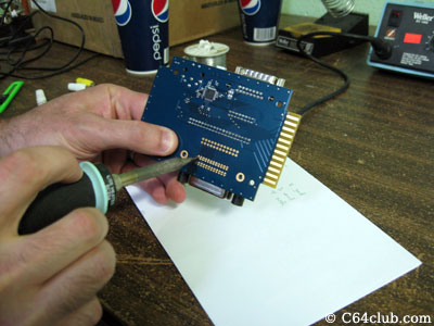 ZoomFloppy PCB - Commodore Computer Club