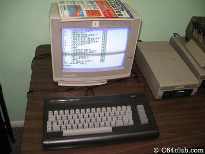 Commodore 16 - Commodore Computer Club