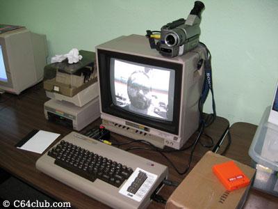 ComputerEyes presentation - Commodore Computer Club