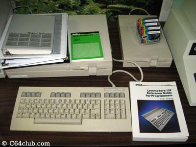 Commodore 128 programming reference guide - Commodore Computer Club