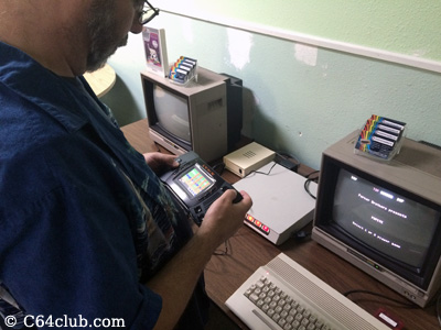 Atari Lynx II McWill Screen Modifcation - Commodore Computer Club