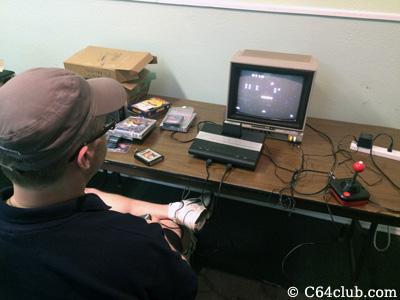 Atari 7800, 1702 Color Monitor - Commodore Computer Club