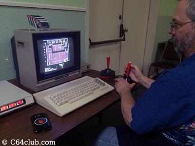 Diamond Mine C64 Game - Commodore Computer Club