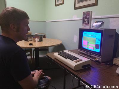 VIC-20 Rally-X - Commodore Computer Club