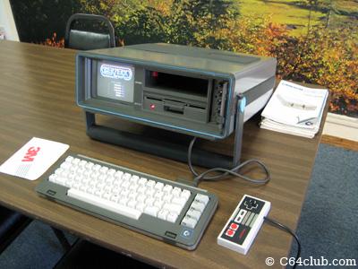 Commodore SX-64 - Commodore Computer Club