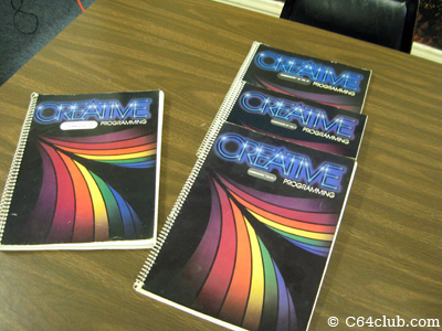 Creative Programming manuals - Commodore Computer Club