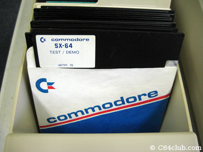 Commodore 64 1541 floppy disks - Commodore Computer Club