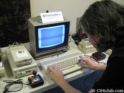 Commodore 64c computer - Commodore Computer Club