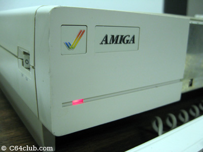 Amiga Logo - Commodore Computer Club
