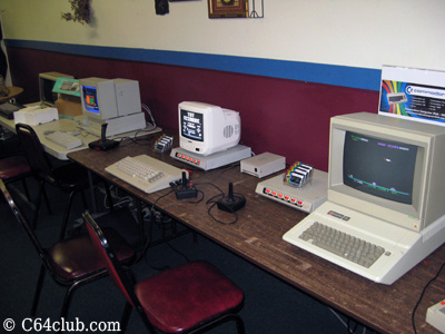 Commodore 64c C64c, Apple II - Commodore Computer Club