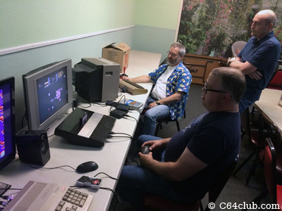 Amiga 500, Atari 5200, C64 - Commodore Computer Club