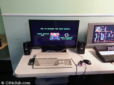 Amiga 500 A500 Plus - Commodore Computer Club