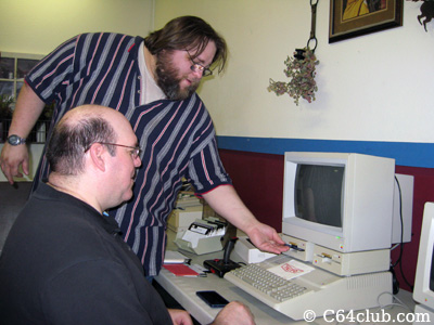 Apple II Platinum - Commodore Computer Club