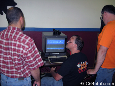 Conrad's Atari 800 XL Presentation - Commodore Computer Club