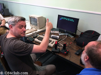 C64 Repair - Commodore Computer Club
