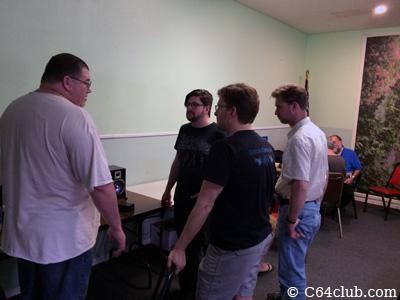 Blue C64C Kickstarter Case - Commodore Computer Club