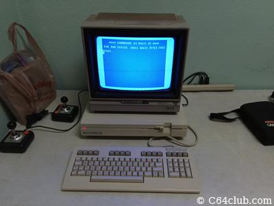 C128 DCR - Commodore Computer Club