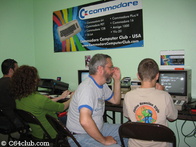 C64 programming - Commodore Computer Club