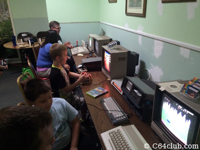 C64 SX-64 Executive - Commodore Computer Club