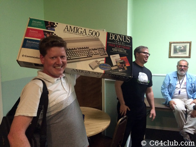 Amiga 500 Bonus Pack - Commodore Computer Club
