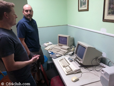 Aaron, Doug, Amiga 500, Amiga 1200, A500 A1200 - Commodore Computer Club
