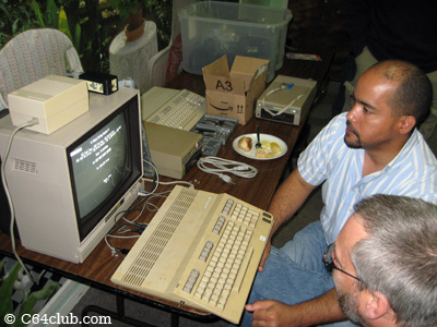 Commodore 128 C128 custom ROM chips - Commodore Computer Club
