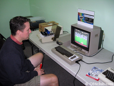 Game time - Commodore Computer Club
