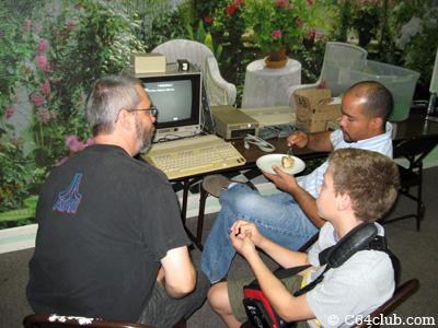 C128 Commodore 128 Custom ROM's- Commodore Computer Club