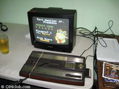 Intellivision Donkey Kong Arcade - Commodore Computer Club